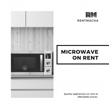 Microwave On Rent in Chennai
