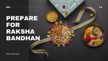 HOW TO PREPARE FOR RAKSHA BANDHAN