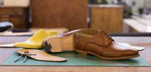 Ellon - Men's Derby Shoe From Barker Tech Collection