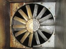 How to Clean Kitchen Exhaust Fan Like a Professional? - Wct Systems