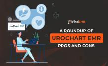 A roundup of UroChart EMR Pros and Cons