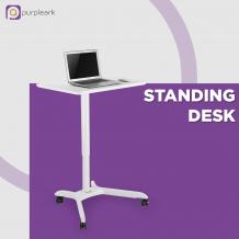 purpleark standing desk