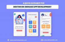 Doctor On Demand Telemedicine App Development