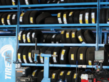 Tire supplier in UAE
