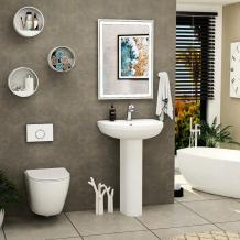 Why wall hung toilets are increasing in demand in the UK? – Bathroom Accessories