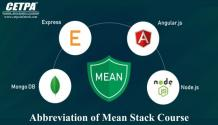 Why Choose Mean Stack Course for Full Stack Developer?