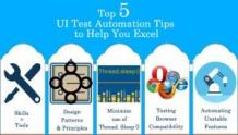 Gets automation testing help and tips with UI reliability & effective-cost