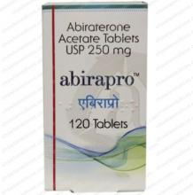 Buy Abiraterone Acetate 250 mg online from India