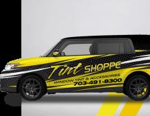 Window Tint Film For Cars | Car Window Tinting Woodbridge | Tint Shoppe