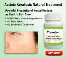 Natural Remedies for Actinic Keratosis Do Some Changes in Your Life