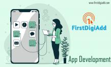 App Development Services in Pune by First DigiAdd