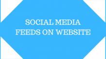 Best Tools To Embed Social Media Feeds On The Website 2021 – Digital Talks – A Digital Marketing Platform