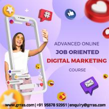 Advanced Online Job Oriented Digital Marketing Course