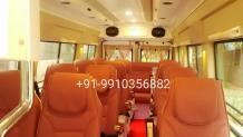 Luxury Tempo Traveller hire on Rent in Delhi