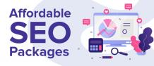 Affordable SEO Packages - Cheap SEO Packages