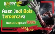Agen Judi Bola Dengan Bonus Deposit Terbesar | Happybet188