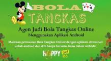 Agen Judi Bola Tangkas Online di Android | Happybet188