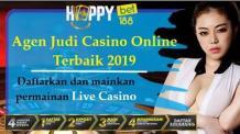Agen Judi Casino Online Terbaik 2019   Happybet188