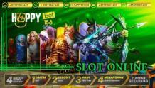 Agen Slot Online Terpercaya di Indonesia | Happybet188