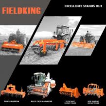 farm implements by Fieldking