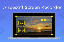 Aiseesoft Screen Recorder: The Easiest But Powerful Screen Recording Tool