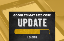 All You Need To Know About Google's May 2020 Core Update