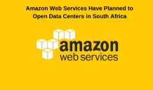 Future news: Amazon web service to open a data center in South Africa