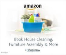 Amazon Home Services Discount & Offers For House Claning and Set up