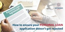 5 Superb Guides to Avoid Personal Loan Rejection
