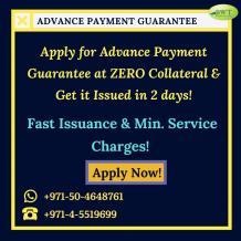 Advance Payment Guarantee