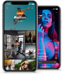 Greetzly Clone, Greetzly Clone Script, Celebrity Video Interactions App Development