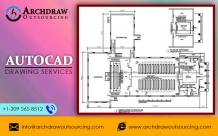 Autocad Drawing Services | Architectural CAD Drafting | 3D Revit Modeling