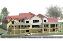 Architectural 3D Modeling Services - Revit & SketchUp Modeling