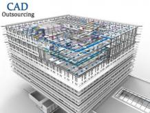 Architecture Shop Drawing Services - CAD Outsourcing