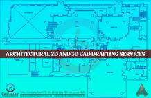 Architectural 2D and 3D CAD Drafting Services -COPL