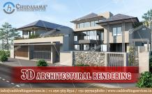 Architectural 3D Rendering | 3D Visualization Services - COPL
