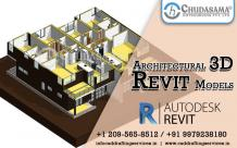 Architectural 3D Revit BIM Services | 3D BIM Models - COPL