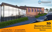 Architectural 3D Rendering Services | Architectural illustrators - COPL