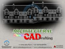 Architectural CAD Drafting and Drawing Services