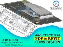 PDF to Revit Conversion | Paper to Revit | Sketch to Revit Services - COPL