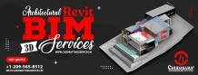 Architectural Revit 3D BIM Services