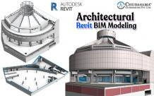 3D BIM Modeling Services | Revit BIM Models USA | BIM Architectural Design