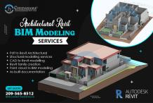 PDF to Revit Architectural and Structural Modelling Services