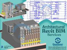 Architectural Revit BIM Services