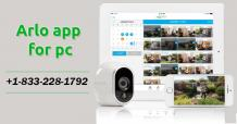 Arlo App Download For PC