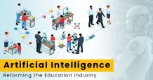 How Artificial Intelligence is taking Education Industry to a whole new level? - TopDevelopers.co