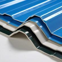 Wholesale UPVC Roof Sheet |  Trapezium PVC Roof Sheet