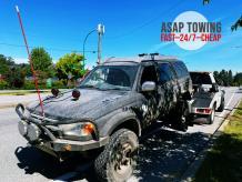 Towing Surrey   Tow Truck Surrey   Asap Towing BC