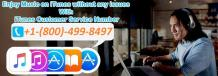 iTunes Support Phone Number +1-(800)-499-8497 | Fix issue