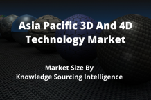 Asia Pacific 3D and 4D Technology market